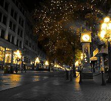 Golden Gastown  by LinneaJean