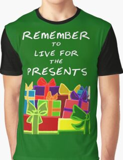 Live for the Presents Graphic T-Shirt