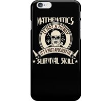 Mathematic Lover iPhone Case/Skin