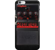 Death Metal Case iPhone Case/Skin