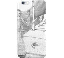 Defiance of Street Harassment iPhone Case/Skin