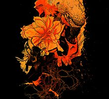 Pollination Dark Fire by nicebleed