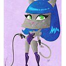 Kitty girl two by Jenji