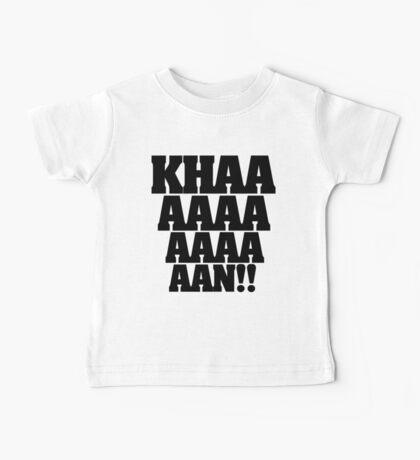 KHAN! Baby Tee