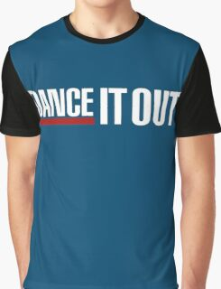 Dance It Out - White 2.0 Graphic T-Shirt