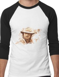 Cowboy Men's Baseball ¾ T-Shirt