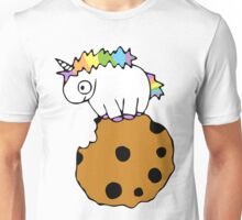 Arnold the Unicorn Noms a Cookie Unisex T-Shirt
