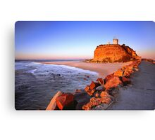 Nobbys Sunrise Canvas Print