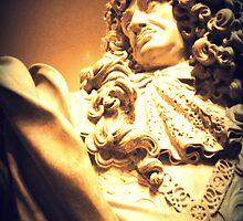 Bust of Charles II by Chris Millar