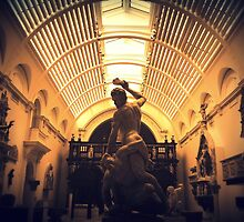 Victoria and Albert Museum, Medieval and Renaissance Room by Chris Millar