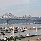 Tappan Zee Bridge by Jill Vadala