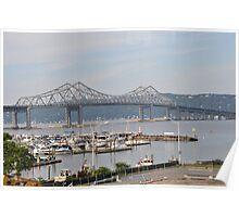 Tappan Zee Bridge Poster