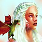 Mother of Dragons by Charlotte Gilbert