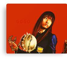 Go-Go Yubari Canvas Print