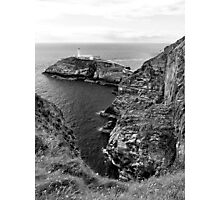South Stack Lighthouse Photographic Print