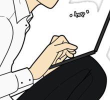 Blogging.02 Sticker