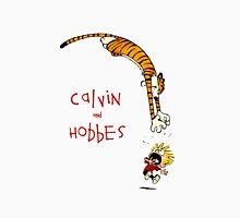 calvin and hobbes jump T-Shirt