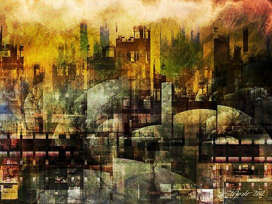 Dream in a Dream II by Stefano Popovski