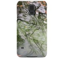 Green Water Samsung Galaxy Case/Skin
