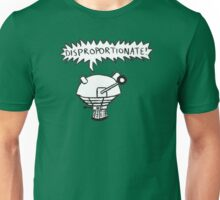 dalek -disproportionate! 2 T-Shirt