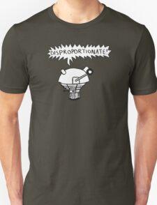 dalek -disproportionate! 2 T-Shirt