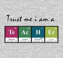 Trust me i am a Teacher by best-designs