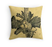 Vanitas Throw Pillow