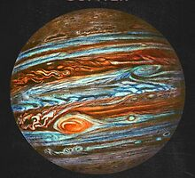 Jupiter by Terry  Fan
