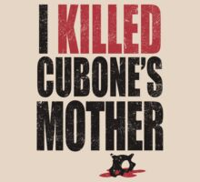 I *KILLED* CUBONE'S MOTHER by theJackanape