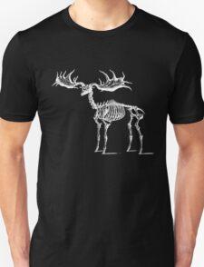 Skeleton Moose T-Shirt