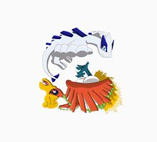 Ho oh and Lugia Unisex T-Shirt