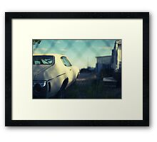 Unchained Framed Print