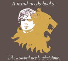 Tyrion -  A mind...  by Luciënne Daniëlle van Bokhorst