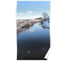 Winter Swale 1 Poster