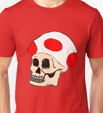 Toad Skull Unisex T-Shirt