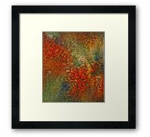 Abstract.10 Framed Print