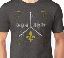 Three Musketeers - Trinity Unisex T-Shirt