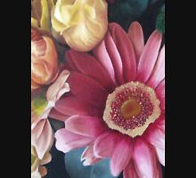 Flowers - big print Pullover