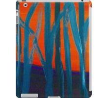 Abstract Tree Landscape 2 iPad Case/Skin