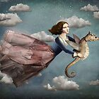 Voyage in the sky by ChristianSchloe