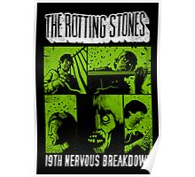 The Rotting Stones Poster