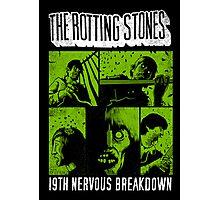 The Rotting Stones Photographic Print