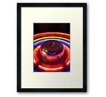 Neon I Framed Print