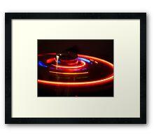 Neon II Framed Print
