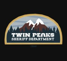 Twin Peaks Sheriff Dept.  by Gimetzco