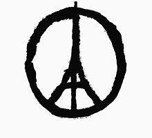Peace for Paris Unisex T-Shirt