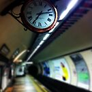 Minutes Underground by yaana