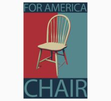 Chair in November! by Byron Taylor