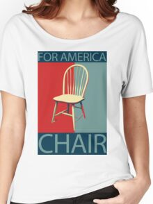 Chair in November! Women's Relaxed Fit T-Shirt