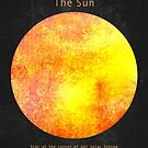 The Sun by Terry  Fan